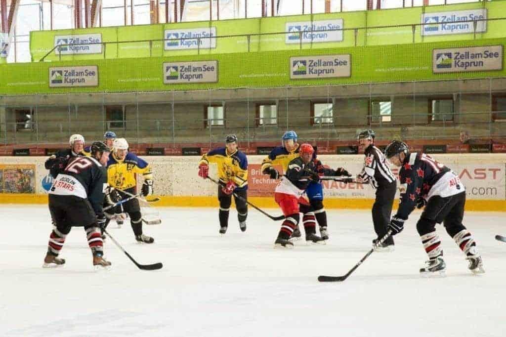 16. Austrian Icehockey Classic Turnier 2020