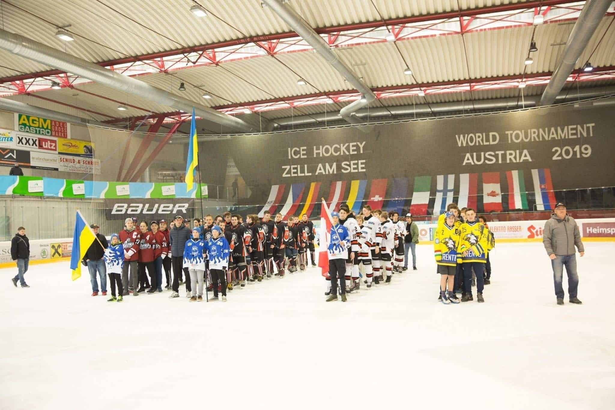 Eishockey World Tournament 2020
