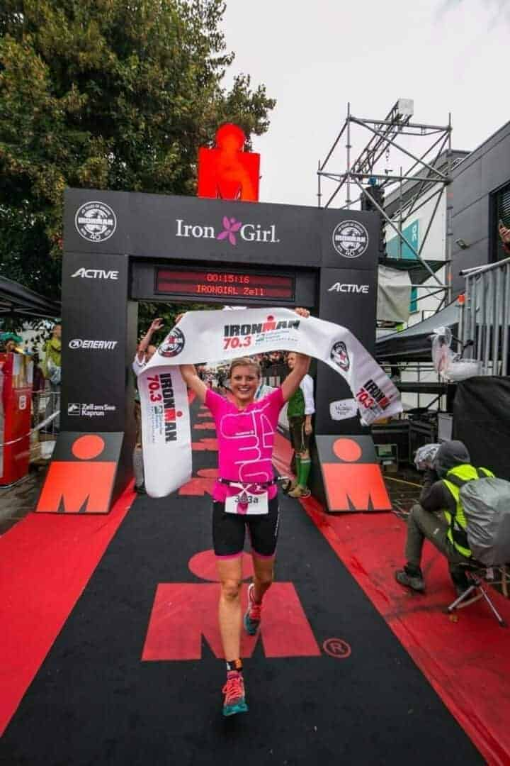 Iron Girl Run