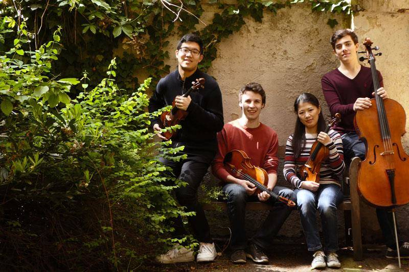 "Jeunesse-Konzert: ""Hamamelis Quartett"""