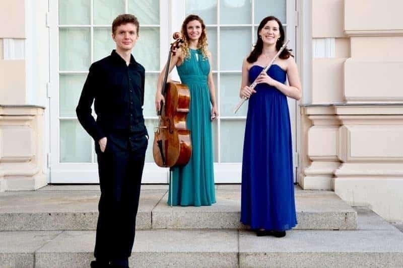 "Jeunesse-Konzert: ""Trio Guschlbauer-Blachuta"""