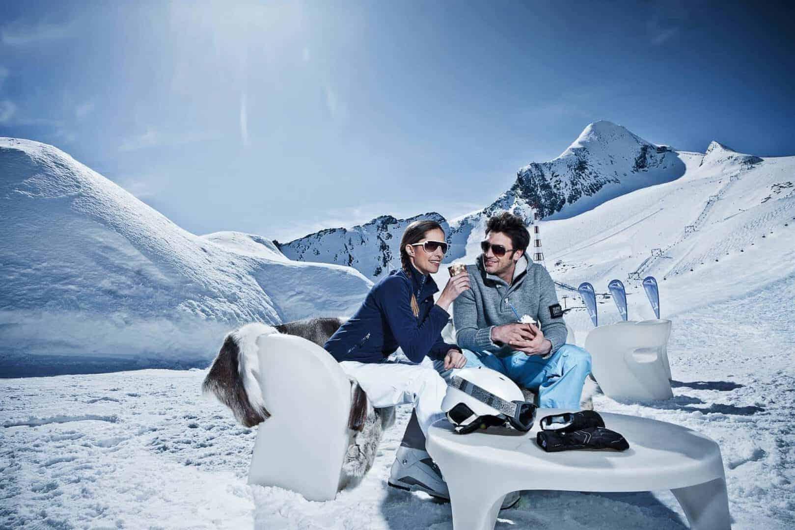 Kitzsteinhorn Gletscher Frühlingsfest 2020