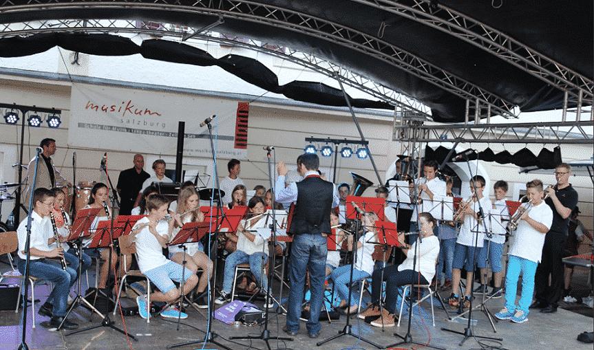 Musikschultag des Musikum Zell am See
