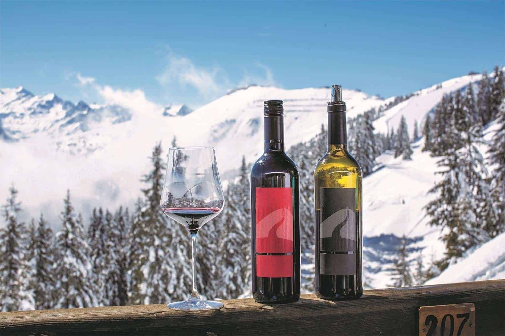 Red Turns - Weingenuss auf 2.000 m