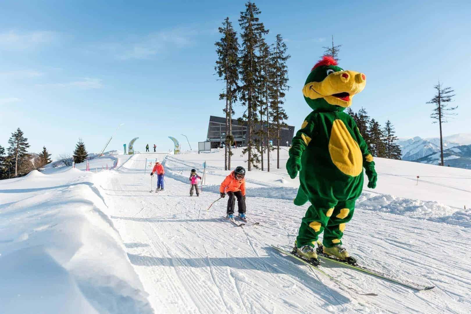 Schmidolin Winterolympiade