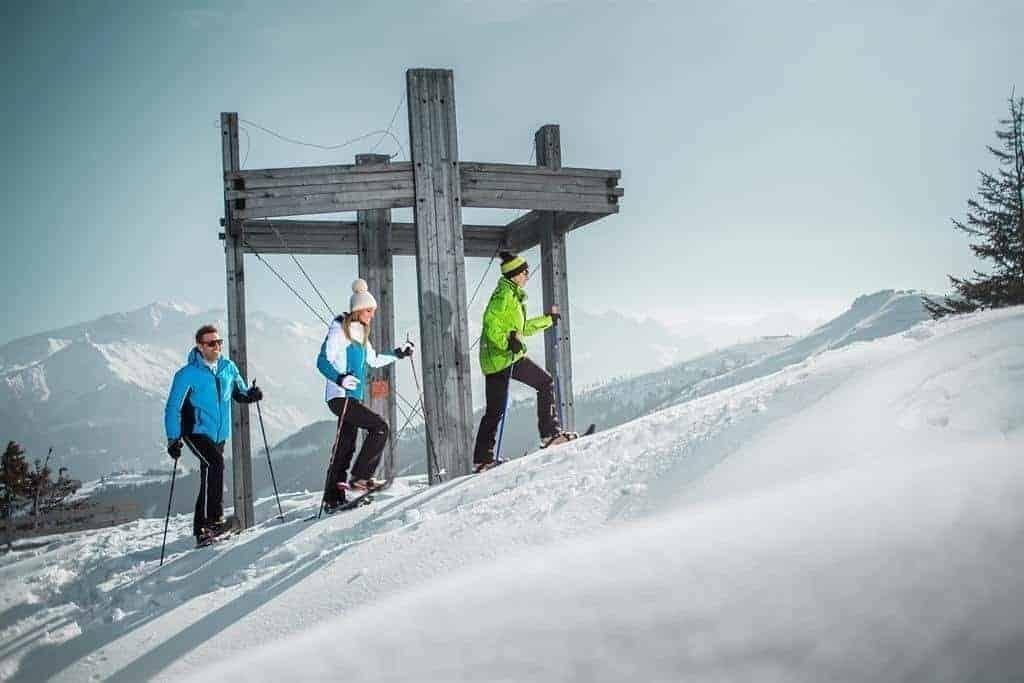 Schneeschuhwanderung Schmittenhöhe
