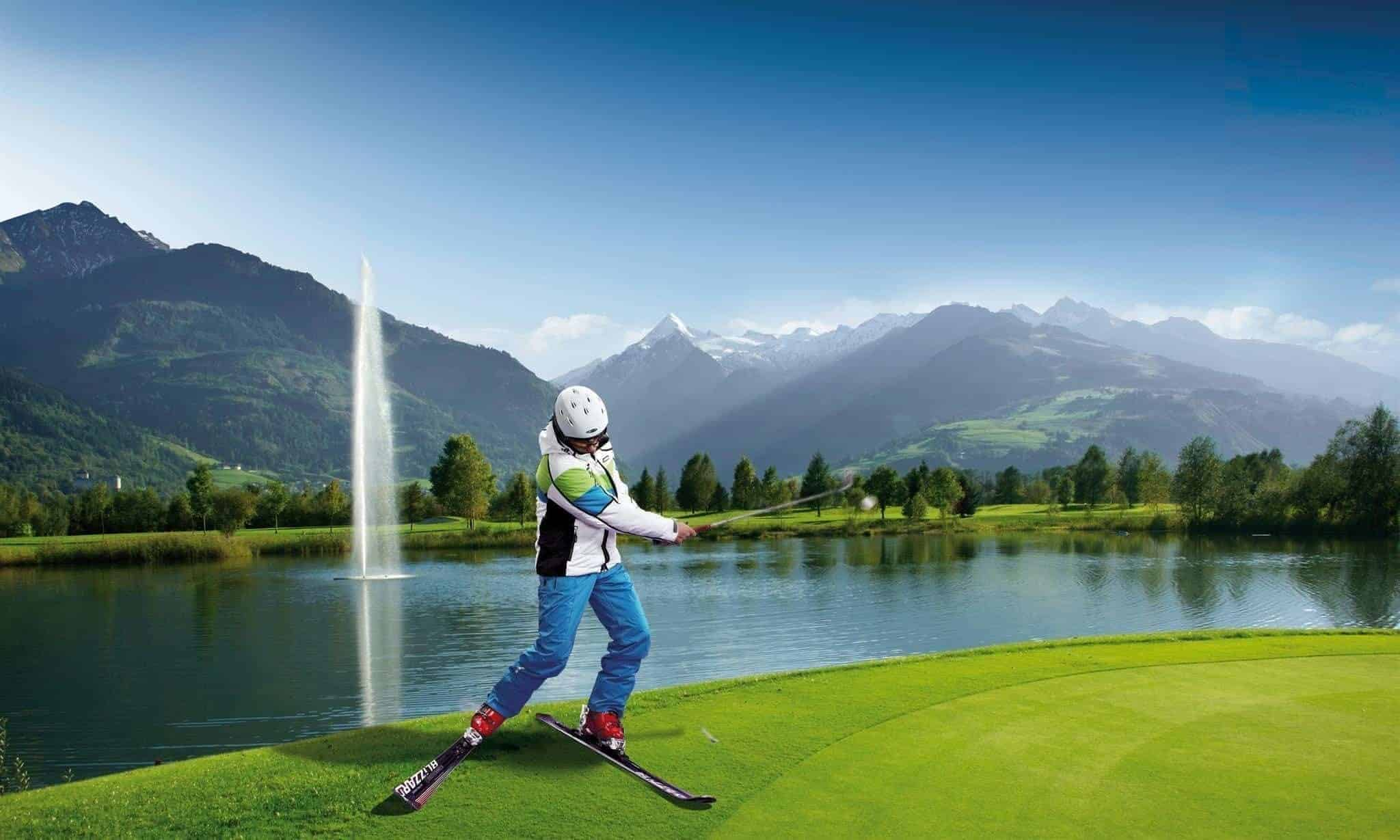 Ski & Golf World Championship 2020