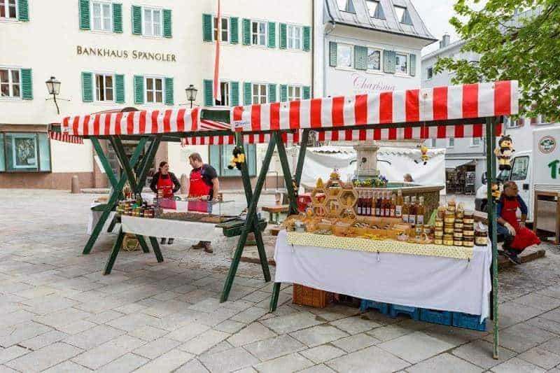 Stadtmarkt Zell am See